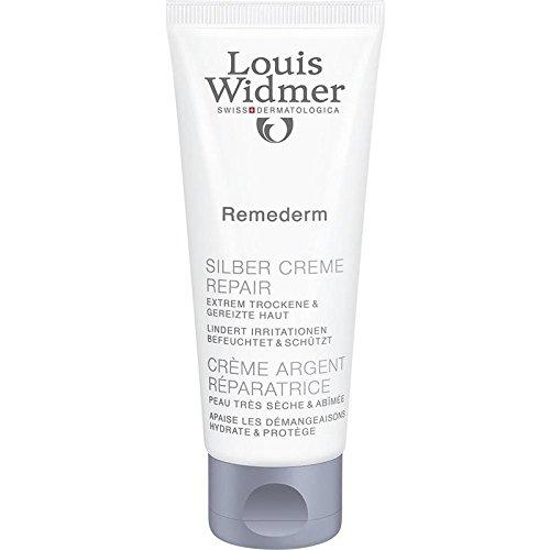 Louis Widmer Remederm Silber Creme Repair, 1er Pack (1 x 75 ml)