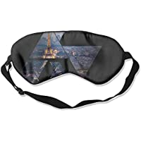 Eye Mask Eyeshade Paris City Horizon Sleep Mask Blindfold Eyepatch Adjustable Head Strap preisvergleich bei billige-tabletten.eu