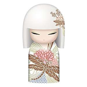 Kokeshi Kimmidoll 10cm Kazumi - passion