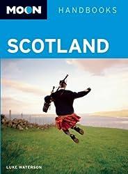Moon Scotland (Moon Handbooks) by Luke Waterson (2008-12-02)