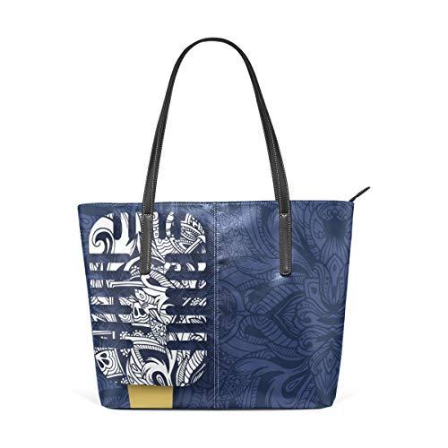 MALPLENA Art Mikrofon Designer-Handtasche für Damen, weiche Arbeitstasche
