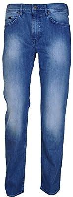 Hugo Boss Men`s Deam 30 Jeans - 50331122 - Denim