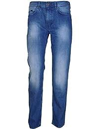 Hugo Boss - Jeans - Homme bleu denim