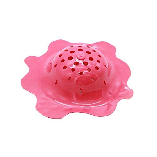 Cadillaps Fiori Forma Sink Filtri Cucina Bagno Lavello di scarico strumento di filtraggio indesiderata dei capelli
