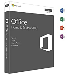 Microsoft Office Home & Student 2016 | Mac | Box