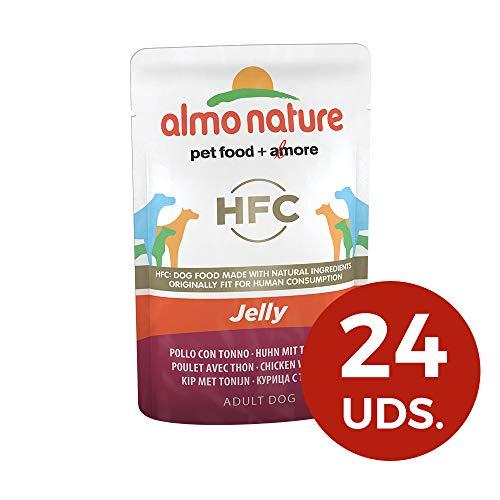 Almo nature Jelly Pollo y Atún