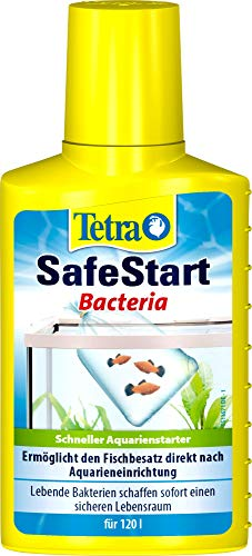 Tetra SafeStart Aquarienstarter, 100 ml Flasche