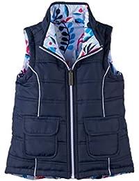 Hatley Reversible Vests, Gilet Bambina