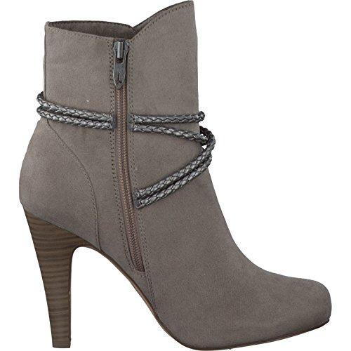 Tamaris Schuhe 1-1-25904-28 bequeme Damen Stiefel, Boots, Sommerschuhe für modebewusste Frau,, Tamaris Trend Pepper
