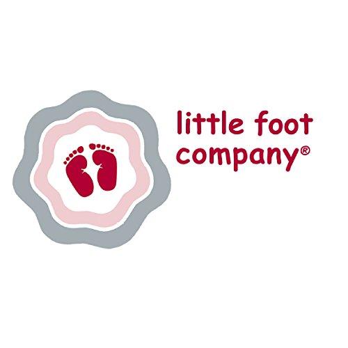 little foot company® Einlegesohlen aus Wollfilz pflaume