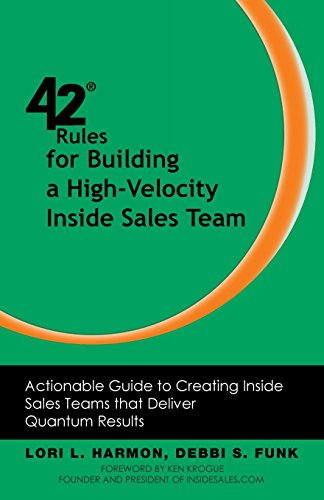 42 Rules for Building a High-Velocity In...