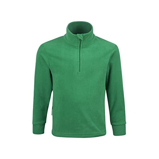 Mountain-Warehouse-Camber-Kids-Fleece-Lightweight-Breathable-Quick-Drying-Waterproof-Antipill-with-More-Comfort-Extra-Ventilation-Suitable-for-Layering