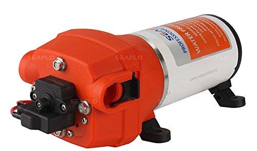 Seaflo 41-series Wasser Druck Membranpumpe-12V, 4,5GPM, Hochdruckreiniger -