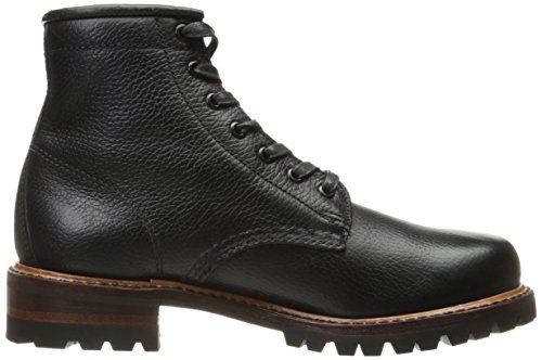 Mid FRYE Boot Arkansas Logger Black Mens Combat CvHqvaw