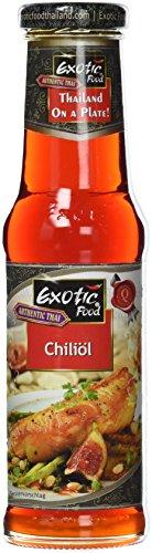 Exotic Food Chiliöl, 250 ml