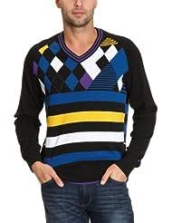 PUMA Golf Herren Pullover Argyle V-Neck