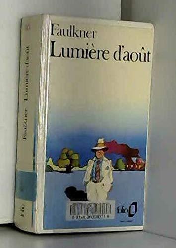 LUMIERE D'AOUT / WILLIAM FAULKNER / Réf44294 par WILLIAM FAULKNER