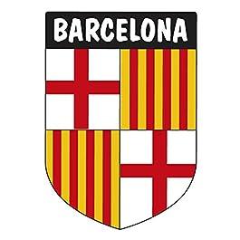 Adesivo Stemma Barcelona