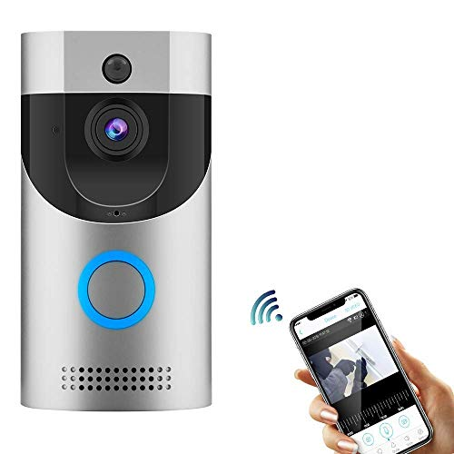 FDURU Video Doorbell Timbre Inalámbrico Videoportero