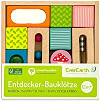 EverEarth EE90006 - Entdecker-Bauklötze