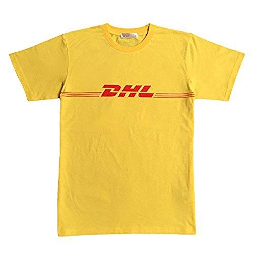 zando-womens-summer-casual-tops-short-comfortsoft-style-bright-solid-yellow-dhl-t-shirt-tees-m