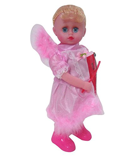Gifts Online Gifts Online Baby Angel Princess Musical Doll, Lights And Musical, Violin Playing Action, Beautiful Toy For Girls