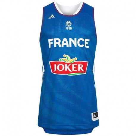 Maillot Basket France - adidas - Maillots - Maillot France -