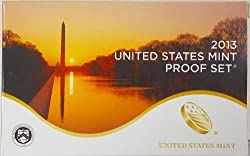 2013 S Proof Set In Original Us Government Packaging