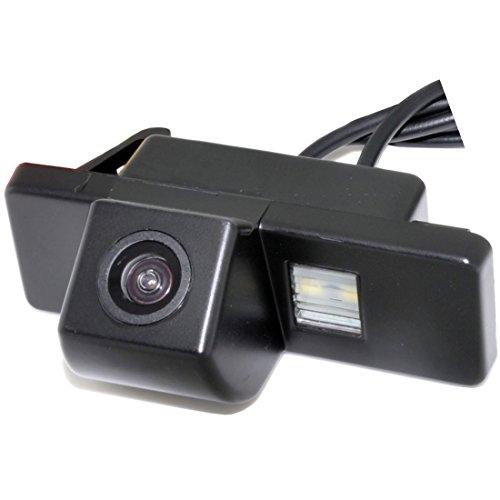 Auto Wayfeng WF® CCD Caméra de recul pour For Nissan QASHQAI X-TRAIL Geniss Citroen C4 C5 C-Triomphe Peugeot 307CC Pathfinder Dualis Caméra inversée Réserve imperméable à l'eau