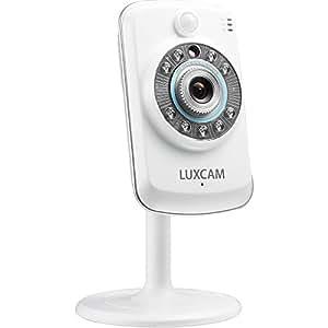LuxCam FIX1 Cloud Caméra IP de Surveillance et de Surveillance