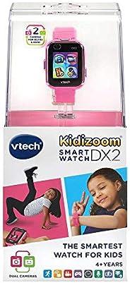 Vtech Kidizoom Smartwatch Dx2, Pink, 80-193850