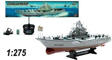 Preisvergleich Produktbild 30 HT-2878 warship challenger boat by AZ Importer