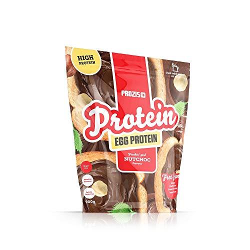 Prozis Egg Protein - Freakin Good 900 g NutChoc -
