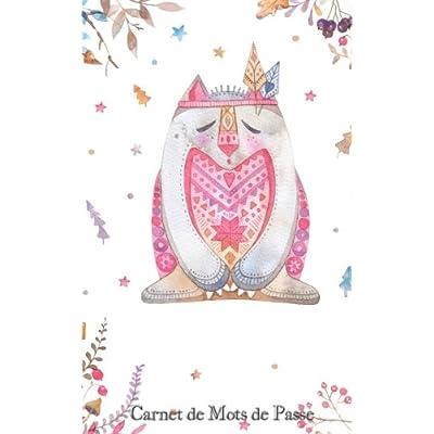 Carnet de Mots de Passe: A5 - 98 Pages - 208 - Motifs - Cactus