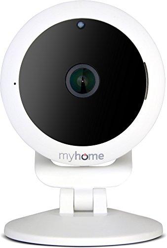 Odys myhome CAM 360 Überwachungskamera Sicherheitskamera WLAN IP