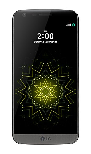 LG G5 32 GB UK SIM-Free Smartphone - Titan Grey