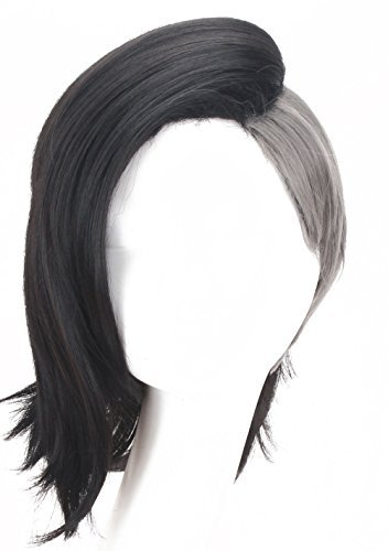 Simpleyourstyle Anime Cosplay Wigs Tokyo Ghouls Long Wigs for Women Short Wigs for Men Popular Shaved Gray and Black Wigs (Short Wigs for Men) by simpleyourstyle - Tan Womens Shorts