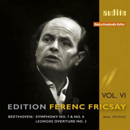 Ludwig Van Beethoven: Symphonies No. 7 & No. 8, Leonore Ouverture No. 3
