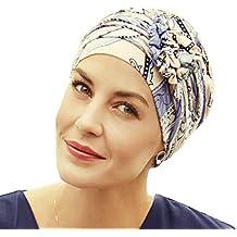 varietà di stili del 2019 in arrivo stili di moda Amazon.it: turbante chemioterapia - Spedizione gratuita via ...