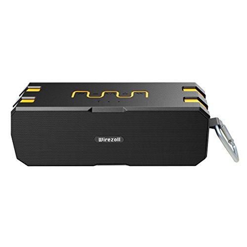Altavoz-Bluetooth-Impermeable-Wirezoll-16W-Altavoz-InalMbrico-PortTil-Con-Mejora-De-Graves-Avanzada-Y-5200mah-BaterA-Incorporada-Soporte-Para-Tarjeta-TF-Color-Negro