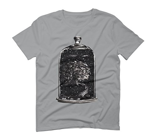 The Last Tree Men's Graphic T-Shirt - Design By Humans Opal