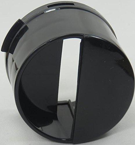 ftermarket Wasser Filter Gap für Kühlschränke passend für die meisten Whirlpool und Kenmore Side by Side Kühlschränke (schwarz) ()