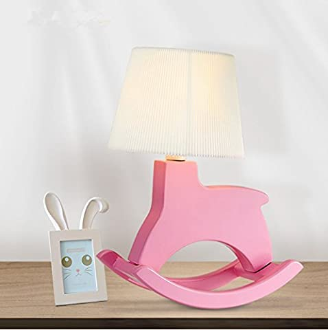 XY&GK Children'S Room Decoration Desk Lamp Infant Bedroom Bedside Lamp Button Switch#9with high