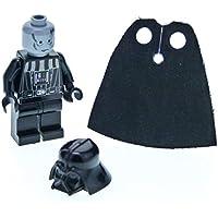 1 x Lego Figur Star Wars Anakin schwarz Battle Damaged Darth Vader 8096 sw283 Baukästen & Konstruktion LEGO Bausteine & Bauzubehör