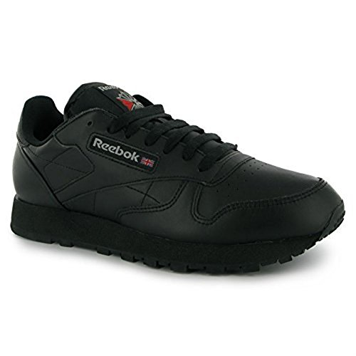 reebok-mens-classic-leather-trainers-casual-sports-shoes-footwear-black-uk-842