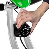 Kinetic Sports EB01 Ergometer Heimtrainer Hometrainer mit Computer und Hand-Pulsmessgerät - 4