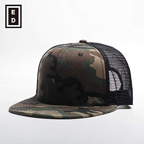 sdssup Hut Frühling und Sommer Baseballmütze Männer und Frauen Kappe Hut Mesh Cap Farbe einstellbar - Buster Brown Kleidung