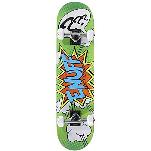 Enuff POW Mini Skateboard - Green