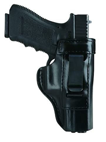 Gould & Goodrich B890-G19 Concealment Inside Trouser Holster (Black) Fits GLOCK 19, 23, 32, Right Hand by Gould &