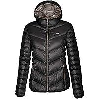 Equiline Maudy Ladies Down Jacket Black/X Large